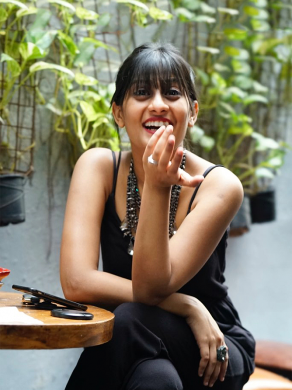 Ragini Jain, Social Media Strategist, Bombay Collective. A Creative + Digital Studio in Mumbai.